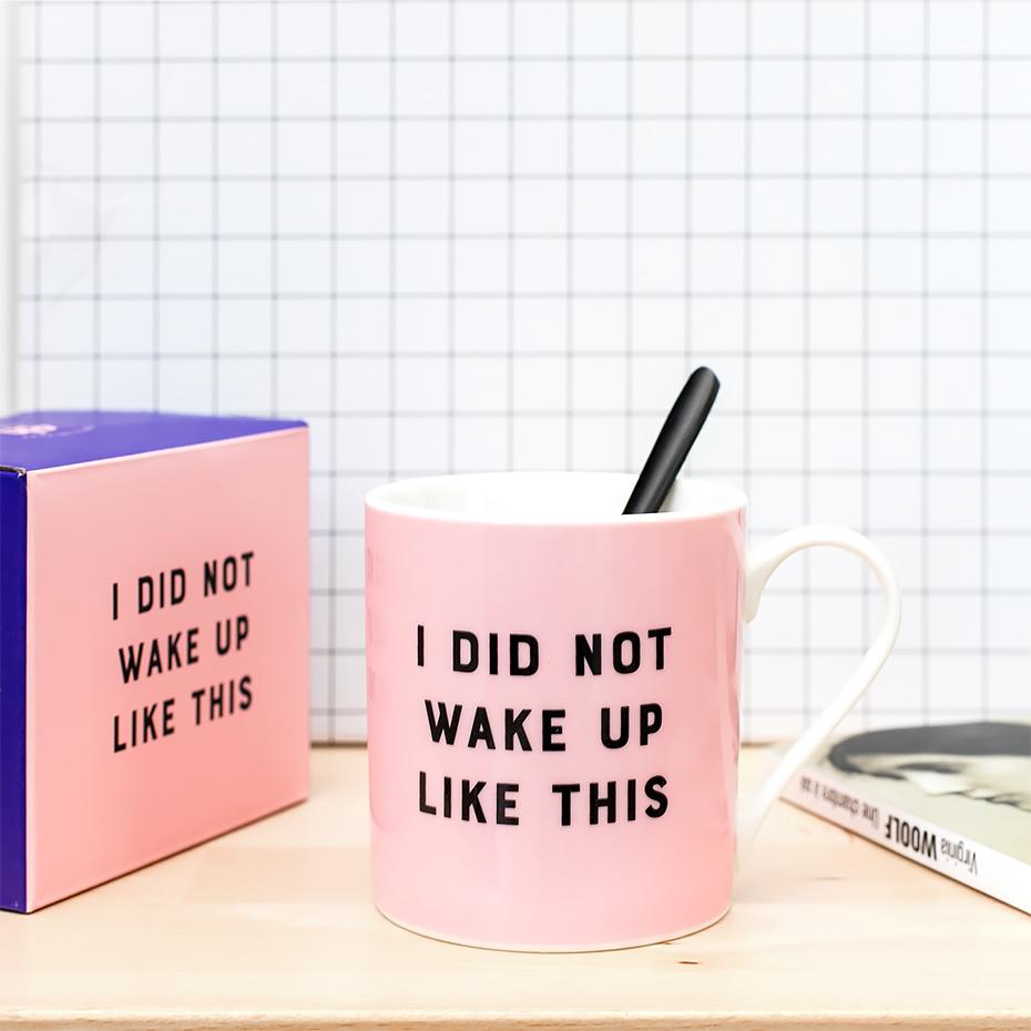 Yes Studio Mug - I Did Not image