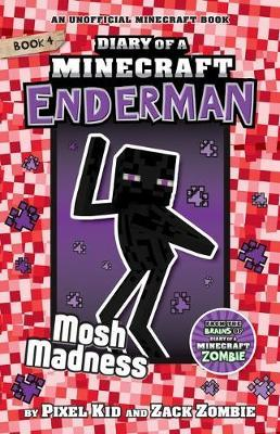 Diary of a Minecraft Enderman #4: Mosh Madness by Pixel Kid