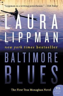 Baltimore Blues PB by Laura Lippman