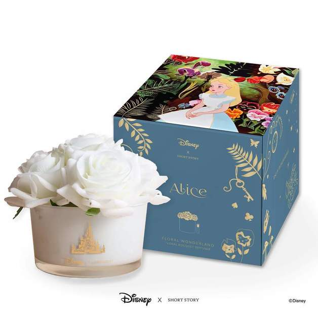 Disney Floral Bouquet Diffuser - Alice in Wonderland