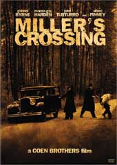 Millers Crossing - SE on DVD
