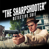 "L.A. Noire ""The Sharpshooter"" Detective Suit DLC code - Xbox 360"