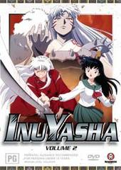 InuYasha - Vol 02 on DVD