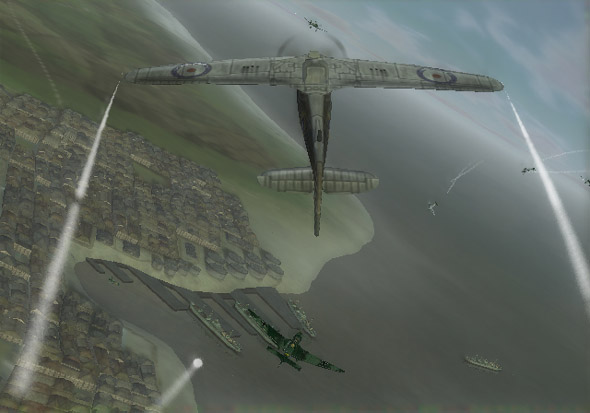 Secret Weapons Over Normandy for PlayStation 2 image