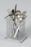 L.T. Williams - Chrome Cutlery Drainer