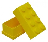 LEGO Mini Box 8 (Yellow)