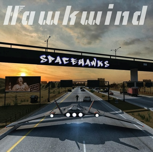 Spacehawks by Hawkwind