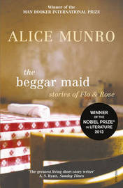 The Beggar Maid by Alice Munro image