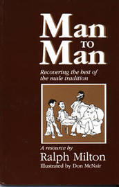 Man to Man by R. Milton image