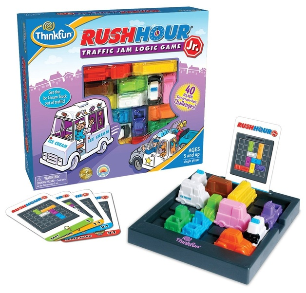 Thinkfun - Junior Rush Hour Game