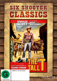 The Tall T (Six Shooter Classics) DVD