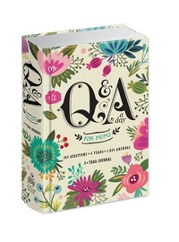 Q&A a Day for Moms : A 5-Year Journal by Potter Style