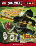 Lego Ninjago: Collector's Sticker Book by Scholastic Inc
