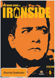 Ironside - The Complete Fifth Season (7 Disc Set) on DVD