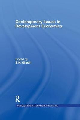 Contemporary Issues in Development Economics image