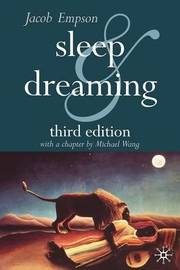Sleep and Dreaming by Jacob Empson image