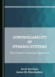 Controllability of Dynamic Systems image