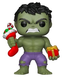 Marvel Holidays - Hulk (Stocking Ver.) Pop! Vinyl Figure