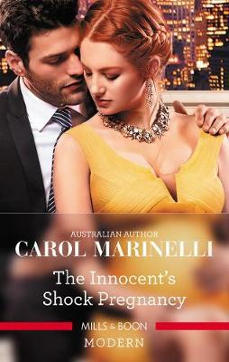 The Innocent's Shock Pregnancy by Carol Marinelli image