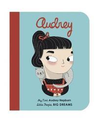 Audrey Hepburn by Isabel Sanchez Vegara