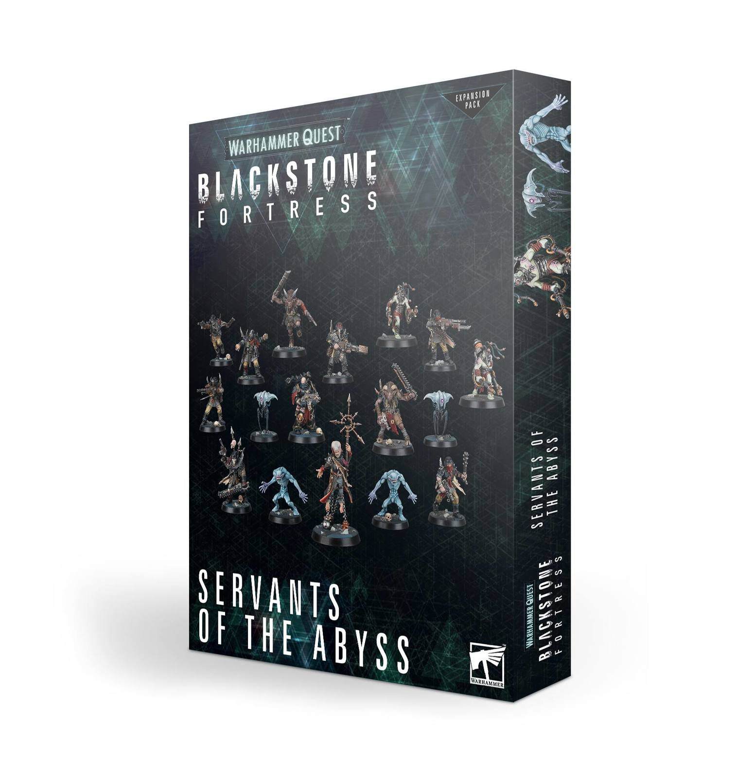 Blackstone Fortress: Servants of the Abyss image
