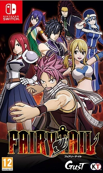Fairy Tail for Switch