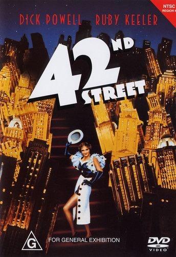 42nd Street on DVD