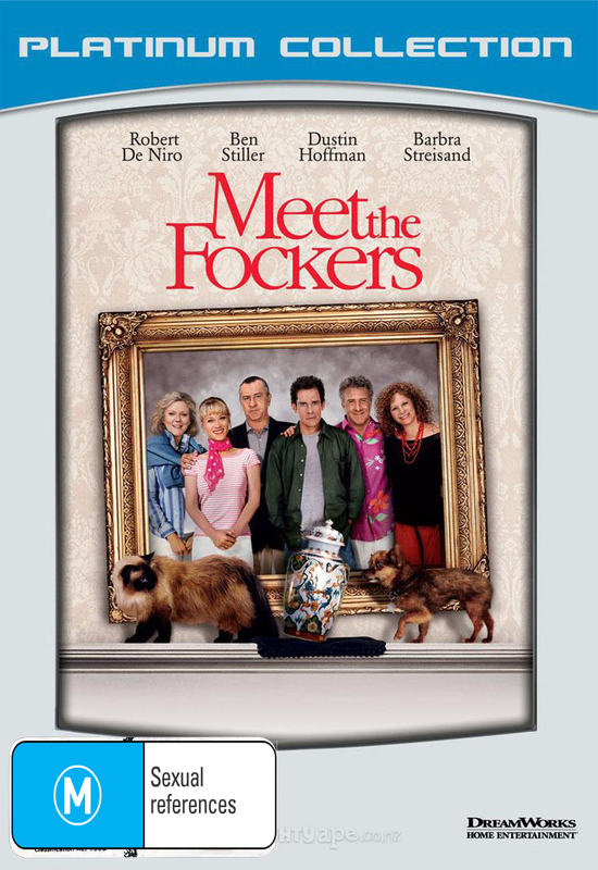 Meet The Fockers on DVD