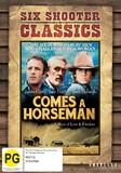 Six Shooter Classics - Comes A Horseman DVD