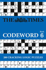 The Times Codeword 6 by The Times Mind Games