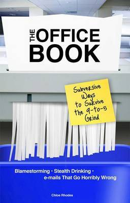 The Office Book by Chloe Rhodes image