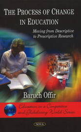 Process of Change in Education by Baruch Offir image