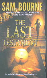 The Last Testament by Sam Bourne image
