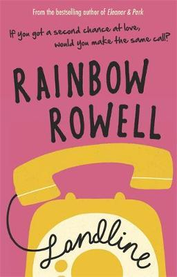 Landline by Rainbow Rowell image