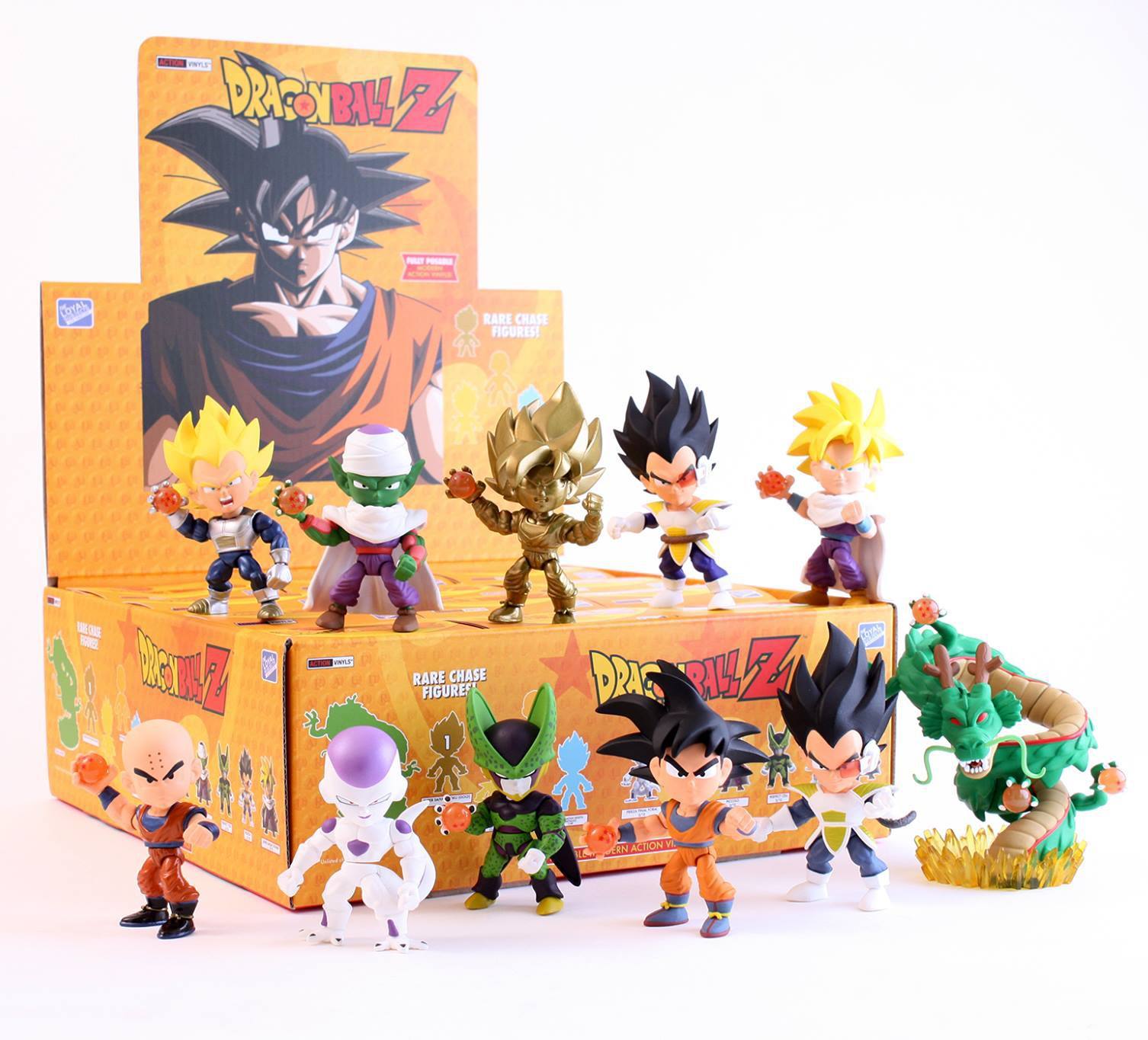 The Loyal Subjects Dragon Ball Z Action Vinyl Figure (Blind Boxed) image