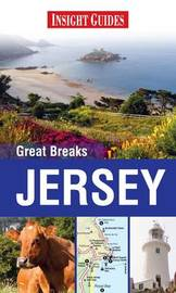 Insight Great Breaks Guides: Jersey by Insight Guides image