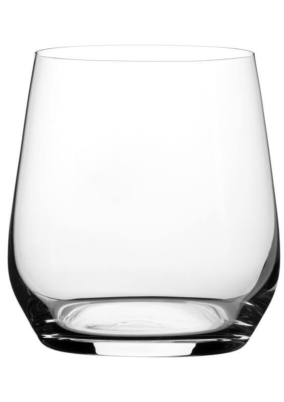 Grosvenor Stemless Wine Glasses - Set of 4 (455ml)