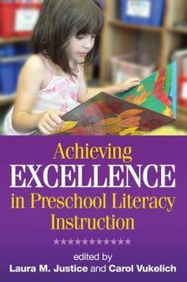 Achieving Excellence in Preschool Literacy Instruction image