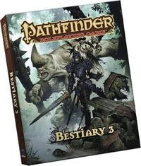 Pathfinder Roleplaying Game: Bestiary 3 Pocket Edition by Paizo Staff