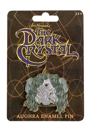 Dark Crystal - Aughra Enamel Pin