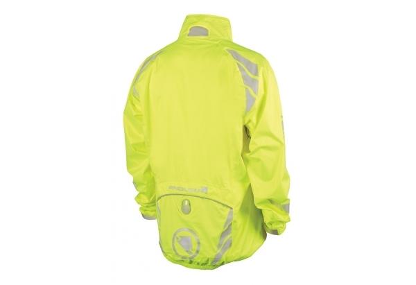 Endura Luminite II Jacket- Small (HI Vis Yellow) image