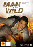 Man Vs Wild - Season 4 Collection 2: Urban Jungle Warrior (2 Disc Set) on DVD