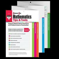 Common Core Math Tips & Tools Grade 4 image