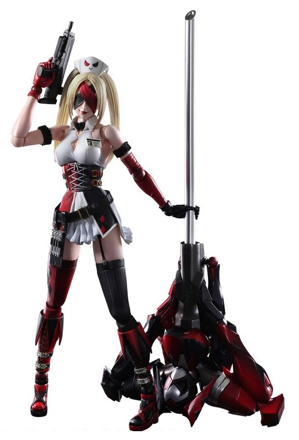DC Comics: Harley Quinn - Variant Play Arts Kai Figure image