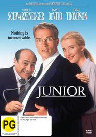 Junior on DVD