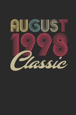 Classic August 1998 by Classic Publishing image