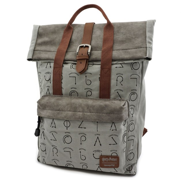 Loungefly: Harry Potter - Spell Symbols Backpack