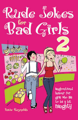 Rude Jokes for Bad Girls 2 by Katie Reynolds image