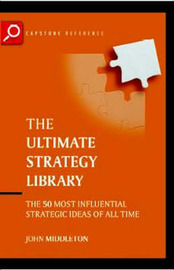 The Ultimate Strategy Library by MIDDLETON image