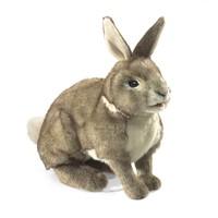 Folkmanis Hand Puppet - Cottontail Rabbit